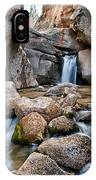 Buttermilks Waterfall IPhone Case