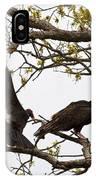 Buzzard Friends IIi IPhone Case