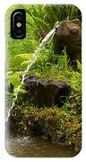 Byodo In Temple IPhone Case