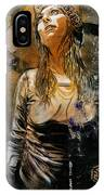 C215 Beautiful Model IPhone Case