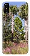Cabbage Palm IPhone Case