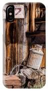 Cabin 2 IPhone Case