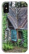 Cabin At Cooks Station IPhone Case