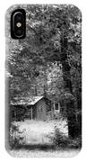 Cabin In The Woods  IPhone X Case