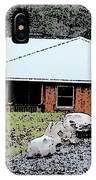 Cabin Lodge IPhone Case