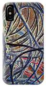 Cable Jungle IPhone Case