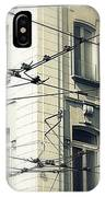 Cables IPhone Case