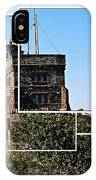 Cabot Tower Montage IPhone Case