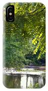 Cacapon River On  127 IPhone X Case