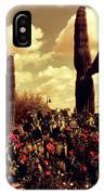 Cactus 4 IPhone Case