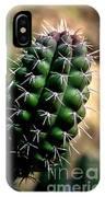 Cactus Arm IPhone Case
