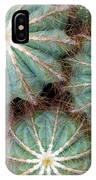 Cactus Family 2 IPhone Case