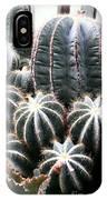 Cactus Glistening IPhone Case