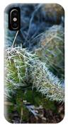 Cactus Plant 1 IPhone Case
