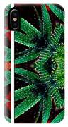 Cactus Triptych IPhone Case