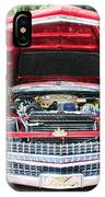 Cadillac Engine IPhone Case