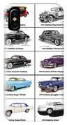 Cadillac La Salle Automotive Poster IPhone Case