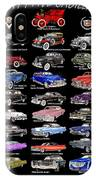 Never Enough Cadillacs  IPhone Case