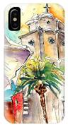 Cadiz Spain 12 IPhone Case
