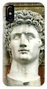 Caesar Augustus IPhone Case