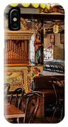 Cafe Chez Eugene - Montmartre IPhone Case