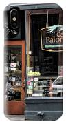Cafe Paloma IPhone Case