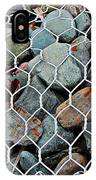 Caged By Barbara Griffin IPhone Case