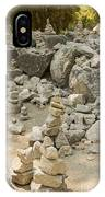 Cairn Patch IPhone Case