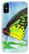 Cairns Birdwing IPhone Case