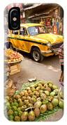Calcutta - India IPhone Case