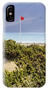 Caleta De Famara Beach Lanzarote IPhone Case