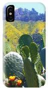 California Big Sur Flowers IPhone Case
