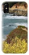 California Coast Overlook IPhone Case