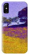 California Hills IPhone Case