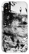 California: Mining, 1850s IPhone Case