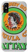 Caligvla IPhone Case