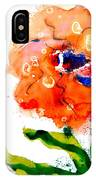 Call Up The Wind IPhone Case