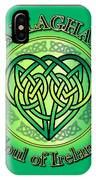 Callaghan Soul Of Ireland IPhone Case