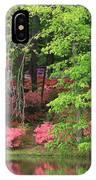 Callaway Gardens 1 IPhone Case
