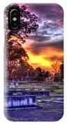 Callaway Graves At Sunset IPhone Case