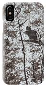 Callaway Great Horned Owl IPhone Case