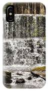 Callens Run Waterfall IPhone Case