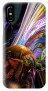 Calming Madness Abstract IPhone Case