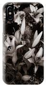 Cambodian Flower Arrangement IPhone Case