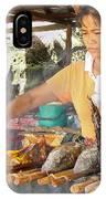 Cambodian Life 09 IPhone Case