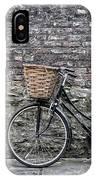 Cambridge Bike 3 IPhone Case