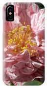 Camellia 2967 IPhone Case