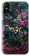 Camellia Ball IPhone Case