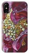 Camellia Rain IPhone Case