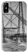 Cameron-tanner's Crossing IPhone Case